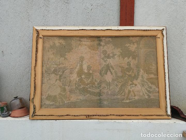 Antigüedades: tapiz antiguo y grande - Foto 4 - 112607031
