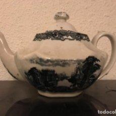 Antigüedades: ANTIGUA CAFETERA DE LA CARTUJA , SELLADA. Lote 112667995