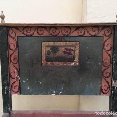 Antigüedades: CAMA DE CUERDA DEL S.XVII. Lote 112677747