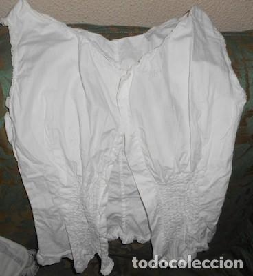 CORPIÑO DEL SIGLO XIX (Antigüedades - Moda y Complementos - Mujer)