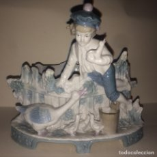 Antigüedades: FIGURA DE PORCELANA. Lote 112746939