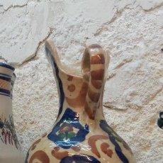 Antigüedades: JARRÓN TALAVERA. Lote 112787363