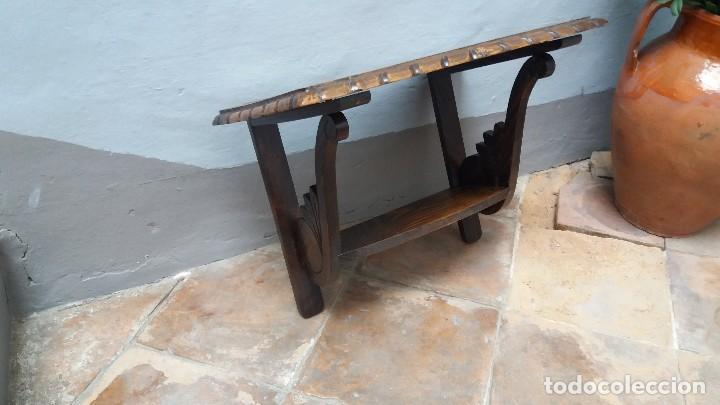 Antigüedades: Peana sencilla - Foto 2 - 112834883