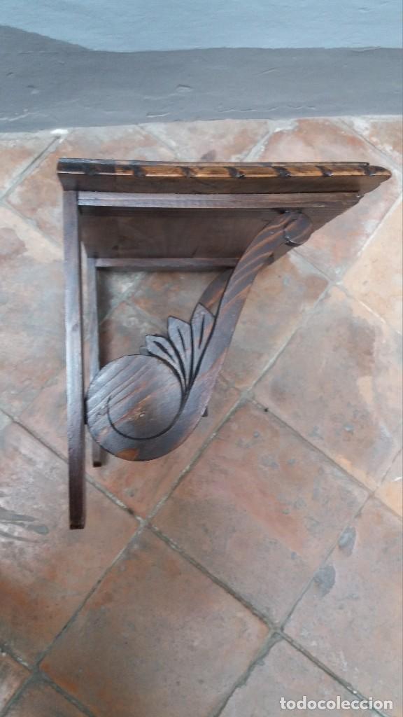Antigüedades: Peana sencilla - Foto 3 - 112834883