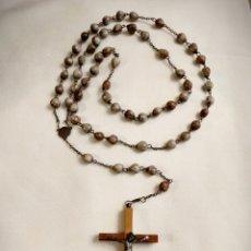 Antigüedades: ROSARIO DE SEMILLAS. Lote 112863171