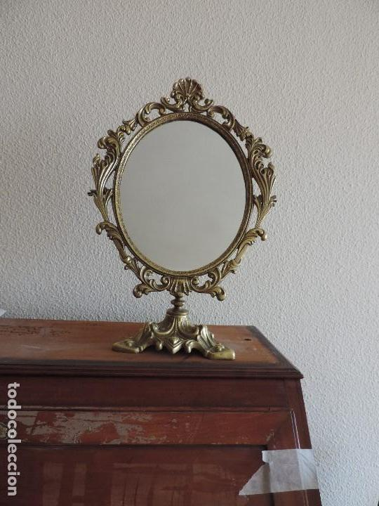 espejo de tocador abatible y marco a juego en b - Comprar Espejos ...