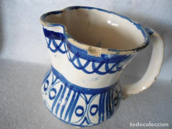 Antigüedades: ANTIGUA JARRA DE TALAVERA - Foto 3 - 112878931