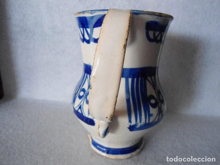 Antigüedades: ANTIGUA JARRA DE TALAVERA - Foto 5 - 112878931