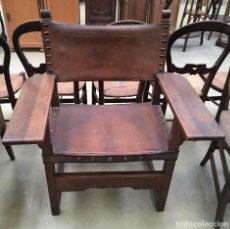 Antigüedades: SILLON FRAILERO. Lote 112901223