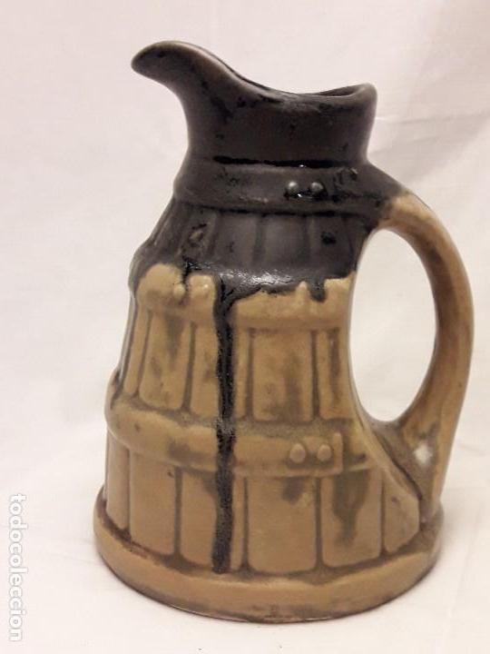 ANTIGUA JARRA PORCELANA PARA VINO NALDA VALENCIA (Antigüedades - Porcelanas y Cerámicas - Otras)
