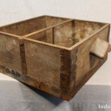 Antigüedades: MEDIDA ANTIGUA DE GRANO. Lote 112949119