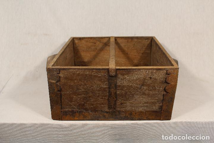 Antigüedades: medida antigua de grano - Foto 3 - 112949119