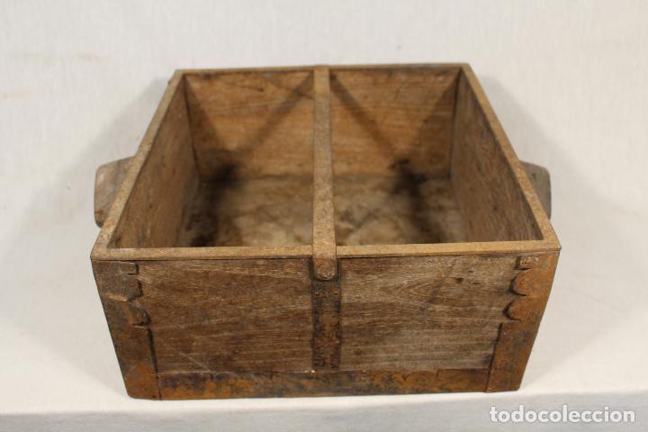 Antigüedades: medida antigua de grano - Foto 4 - 112949119