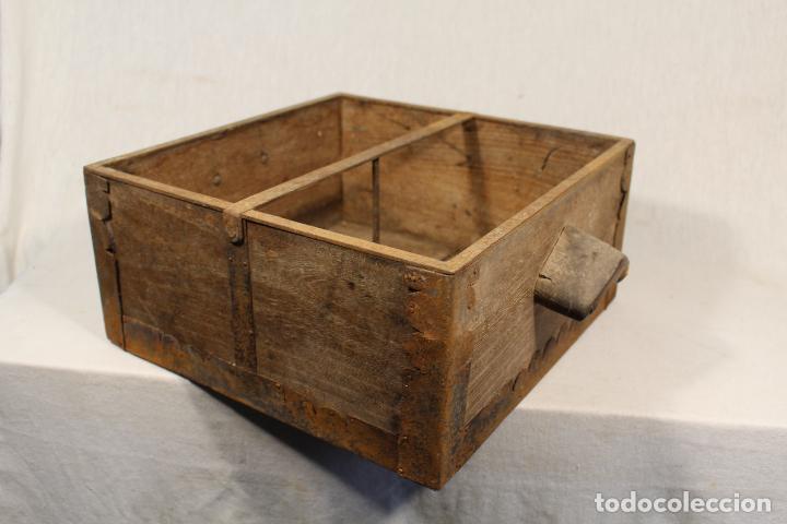Antigüedades: medida antigua de grano - Foto 5 - 112949119