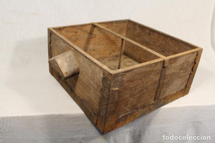 Antigüedades: medida antigua de grano - Foto 6 - 112949119