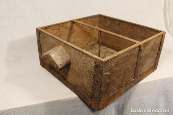 Antigüedades: medida antigua de grano - Foto 7 - 112949119