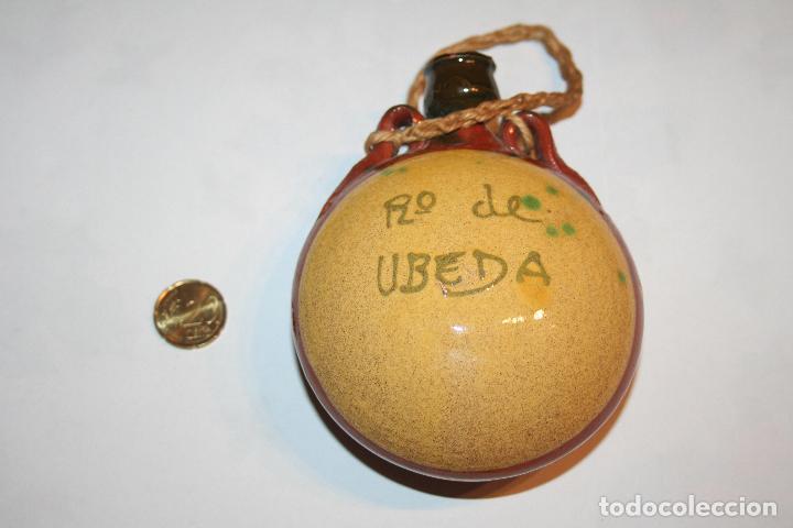 ANTIGUA CANTIMPLORA DE PARED *** DECORACION *** CERÁMICA DE ÚBEDA (Antigüedades - Porcelanas y Cerámicas - Úbeda)