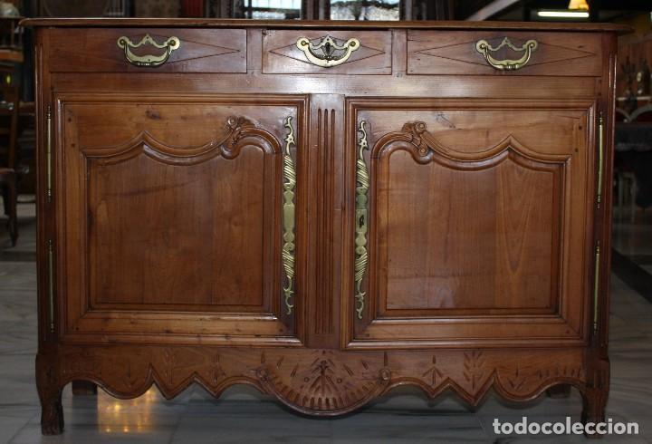 APARADOR / BUFET DE FINALES DEL XVIII. REF:6203 (Antigüedades - Muebles Antiguos - Aparadores Antiguos)