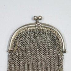 Antigüedades: ANTIGUO MONEDERO DE MALLA. PPIOS. SIGLO XX. Lote 113114359