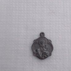 Antigüedades: ROCIANA DEL CONDADO HUELVA ANTIGUA MATRIZ PROTOTIPO MEDALLA DE NTRA SRA DEL SOCORRO. Lote 113150283