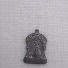 Antigüedades: CASTRO CALDELAS ORENSE ANTIGUA MATRIZ PARA MEDALLA DE NTRA SRA DE LOS REMEDIOS. Lote 113152359