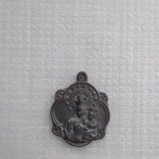 Antigüedades: TOMELLOSO CIUDAD REAL ANTIGUA MATRIZ PROTOTIPO MEDALLA DE LA VIRGEN DE LAS VIÑAS. Lote 113156663