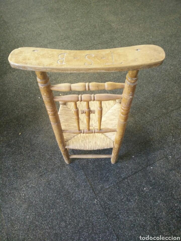 Antigüedades: Reclinatorio de madera - Foto 2 - 113173726