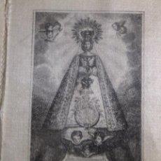 Antigüedades: ESCAPULARIO VIRGEN DE LAS MARAVILLA . MADRID. Lote 113215279