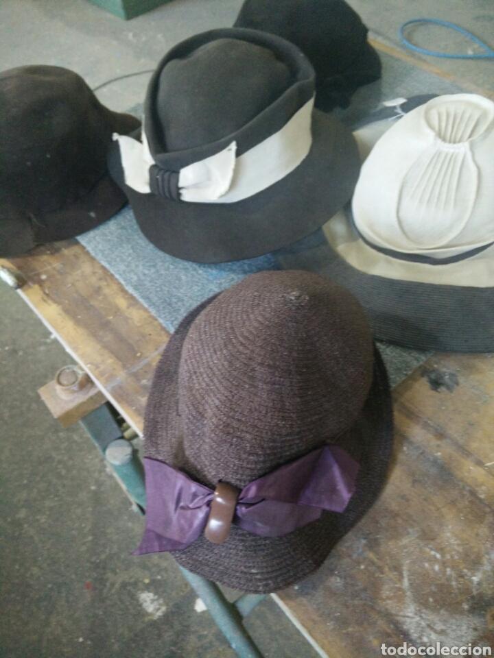 SOMBREROS ANTIGUOS (Antigüedades - Moda - Sombreros Antiguos)