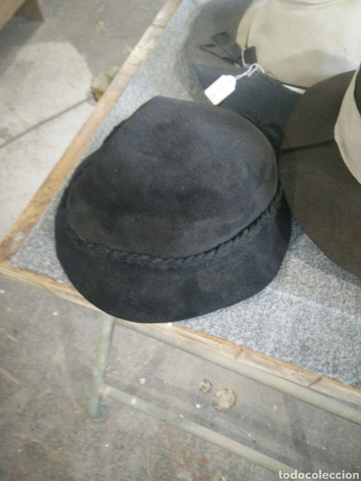 Antigüedades: Sombreros antiguos - Foto 3 - 113222200