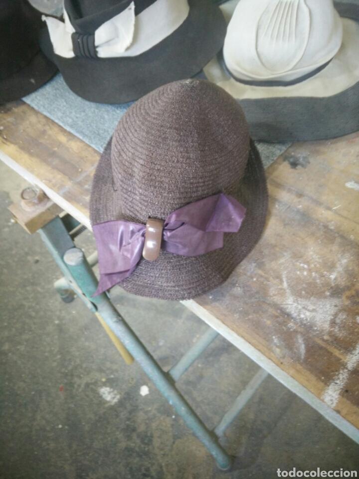 Antigüedades: Sombreros antiguos - Foto 5 - 113222200