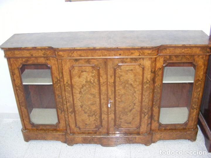 La Credenza Muebles : Credenza victoriana 1860 kaufen antike anrichten in todocoleccion