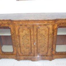Antigüedades: CREDENZA VICTORIANA 1860. Lote 113238739