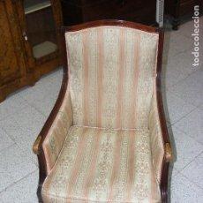 Antigüedades: SILLON LUIS XVI. Lote 113241651