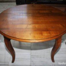 Antigüedades: MESA DE COMEDOR, PROVENZAL, DE 1900. REF. 6210. Lote 113272647