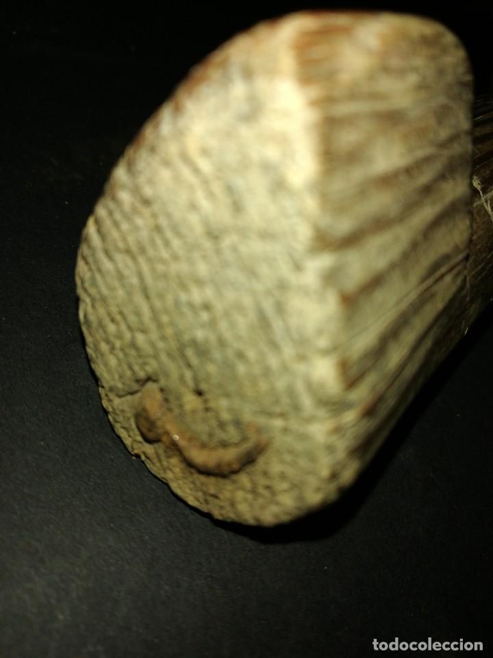 Antigüedades: Antigua Oz ó Guadaña de mano - Gran Pieza de Colección - Foto 8 - 113303863