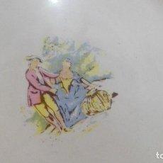 Antigüedades: FUENTE PICKMAN 22 CM. Lote 113314491