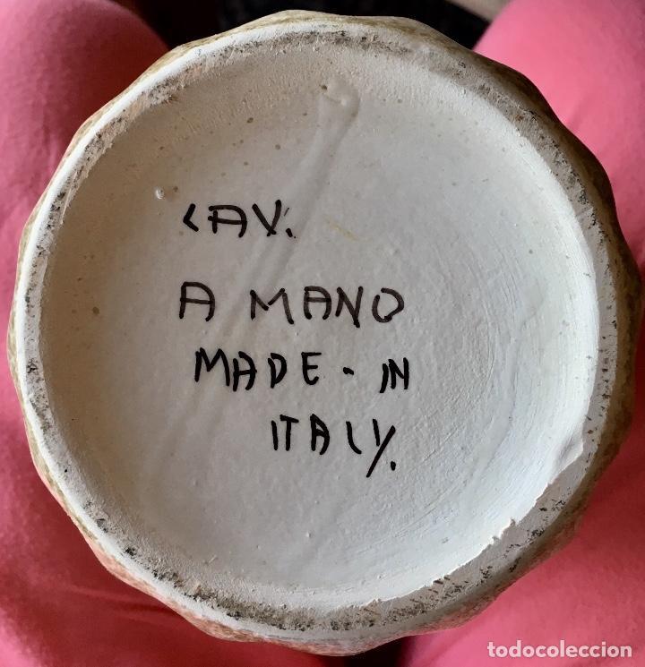 Antigüedades: Florero italiano - Foto 5 - 113317287