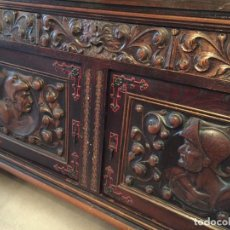 Comedor completo estilo renacimiento de magar comprar mesas antiguas en todocoleccion - Muebles magarinos ...