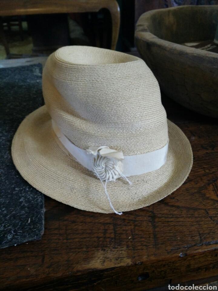 Antigüedades: Sombreros antiguos - Foto 6 - 113222200