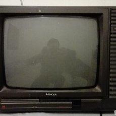 Antigüedades - Televisor marca radiola - 113325482