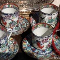 Antigüedades: JUEGO CAFE. Lote 113330147