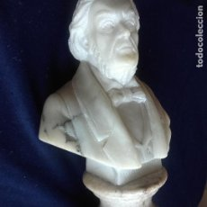 Antigüedades: BUSTO WAGNER. Lote 113344975