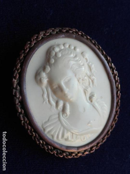 Antigüedades: Camafeo celuloide - Foto 3 - 113347083
