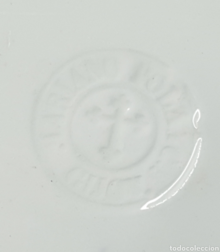 Antigüedades: Mariano Pola y Cia. Excelente pieza de finales S.XIX - Foto 3 - 113388991