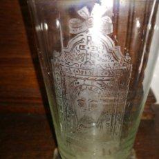 Antigüedades: ANTIGUO Y POCO VISTO VASO DEL SANTO ROSTRO DE JAÉN. Lote 113394447