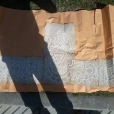 Antigüedades: PUNTILLA ANTIGUA. Lote 113393230