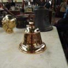 Antigüedades: CAMPANA DE PALETA. Lote 113420887