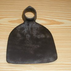 Antigüedades: AZADA DE HIERRO MARCA BELLOTA 3-A.. Lote 113431802