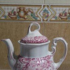 Antigüedades: CAFETERA AURORA 202 ROSA.. Lote 113435056